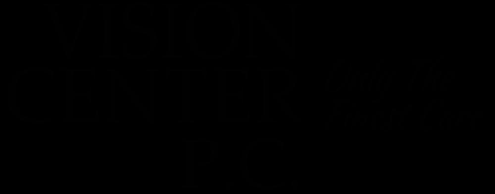 Vision Center, P.C.Vision Center, P.C. logo